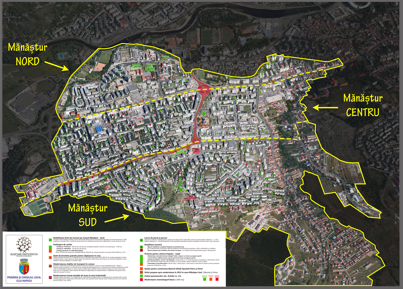 Intalniri De Cartier Bugetare Participativă La Cluj Napoca